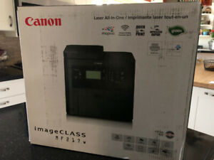 Canon Imageclass Monochrome Wireless All-in-one Laser Printer