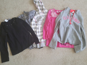 Girls tops, good condition, size 6-7, $25 obo
