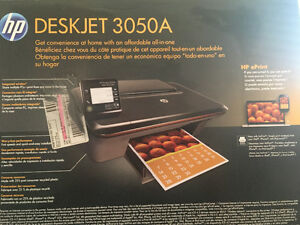 HP DESKJET 3050A 3 in One Printer