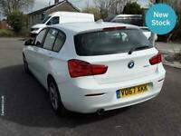 2017 BMW 1 Series 116d EfficientDynamics Plus 5dr HATCHBACK Diesel Manual