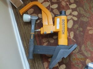 Bostitch floor stapler (air )