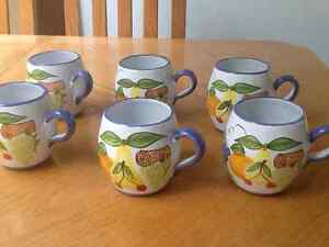 Hand made mugs from Portugal West Island Greater Montréal image 1