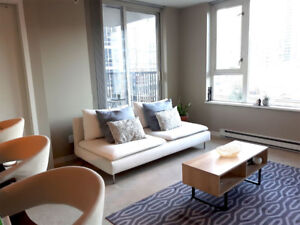 DOWNTOWN 1 BEDROOM SUITE / FULLY FURNISHED/ ALL UTILITIES