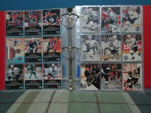 Lot de 380 cartes de Hockey!