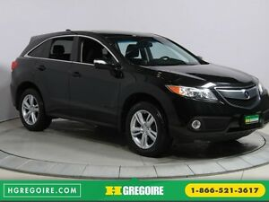 2013 Acura RDX Tech Pkg AWD CUIR TOIT NAVIGATION MAGS BLUETOOTH