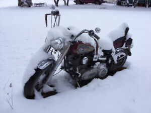 Motorcycle Winter Storage  RPM Cycle