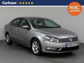2014 VOLKSWAGEN PASSAT 1.6 TDI Bluemotion Tech S 4dr