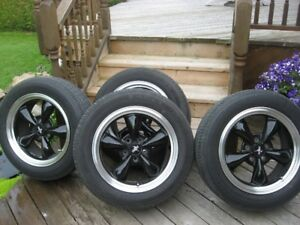 Mustang rims and tirers