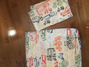 Twin Duvet Cover & Sham from Ikea