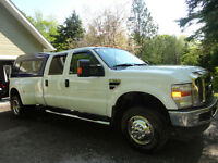 2008 Ford F-350/ Double roues
