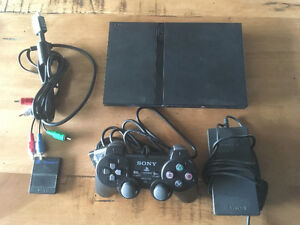 Play station 2 ps2 slim console