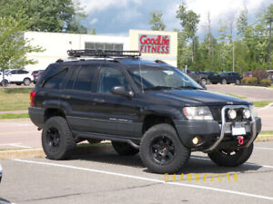 2004 Jeep Grand Cherokee Rocky Mountain Edition