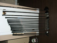 Rac 6 taylor made golf club set (LH)