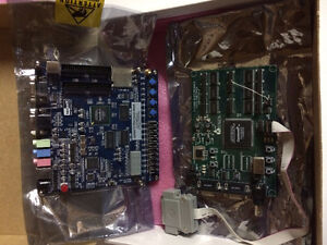 FS: Electronic Altera Cyclone I and Cyclone II FPGA eval boards