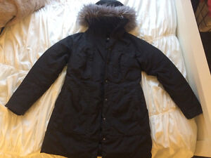Womens North Face Parka