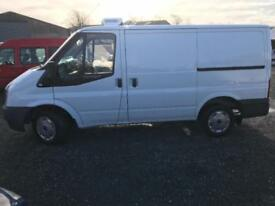 FORD TRANSIT 260 LR White Manual Diesel, 2010 10 Chiller van
