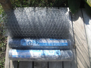 150 feet of 24 inch poultry netting