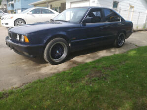 REDUCED! $3400..MOVING MUST SELL!!! 1989 BMW 525i
