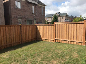 $35/feet FENCE (Wooden&Iron); DECK; PAINTING; REPAIR