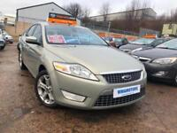 Ford Mondeo 1.8 TDCI 125 TITANIUM (6) 2009 **FINANCE THIS CAR**