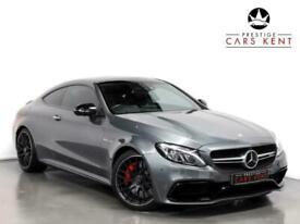 image for 2016 Mercedes-Benz C Class C63 S Premium 2dr Auto Coupe Petrol Automatic