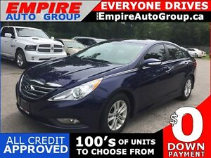 2014 HYUNDAI SONATA GLS * REAR CAM * SUNROOF * HEATED SEATS