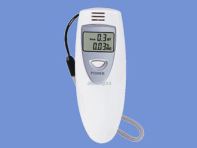 LCD-Alkohol-Messgerät Digitaler ALKOMAT 2 Anzeigen g/L+Promille-BAC Alcohol Test