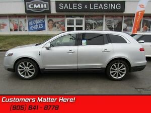 2010 Lincoln MKT EcoBoost   DVD, CAMERA, GLASS TOP, POWER GATE!