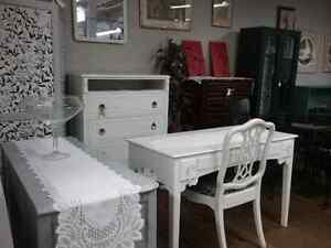 Chalk painted furniture, furnishings, plus 600 booths full items