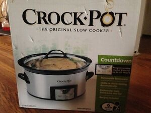 Crock Pot - The Original Slow Cooker 6quart