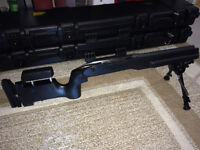 Weatherby bell&carlson tactical medalist stock