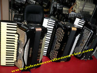 LIMEX MIDI PRO4 INSTALL IN YOUR OWN ACCORDION