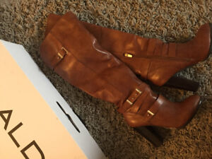 BRAND ALDO BOOTS NEW REDUCED FOR QUICK SALE