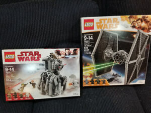 NEW Star Wars Lego Sets (Unopened) - 2 Sets | Single or Pair