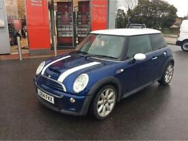 2004 Mini 1.6 Cooper S***FULL BLACK LEATHERS + LOW MILES 95K***