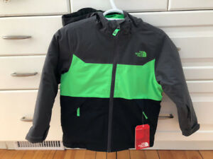 The North Face - Boys' Winter Jacket, Size XS (6)