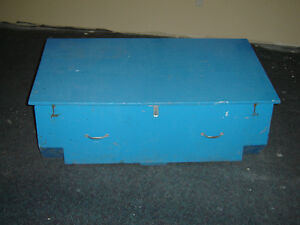 $150 · Home made plywood tool box for 1/4 truck Regina Regina Area image 1