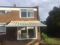 Electric awning for sale
