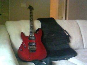 Schecter Floyd Rose Guitar