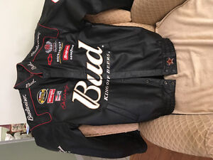Dale Jr. leather jacket