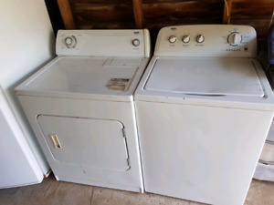 Inglis washer and dryer.  Good shape