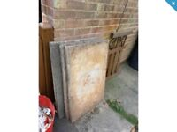 3 Slabs For Sale 3x2 £5