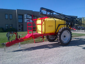 NEW Precision 750 Field Sprayer