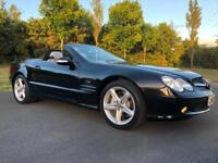 MERCEDES-BENZ SL500 5.0 V8 *** POWER FOLD HARD TOP *** STUNNING EXAMPLE