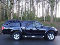 2011 11 Mitsubishi L200 2.5DI-D CR 4WD LB Double Pickup auto Barbarian TRUCKMAN