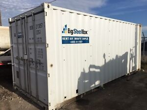 Storage Container, Sea Container Steel Container