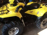 king quad 700 suzuki