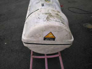 10 person life raft in need of inspection