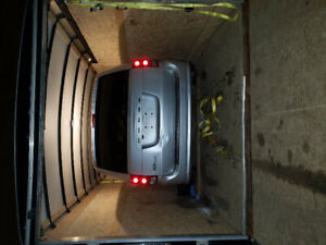 Buying a car? I can haul it home! 24.5' enclosed trailer