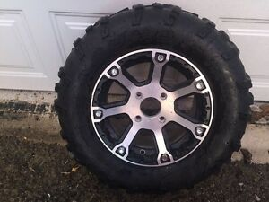 Arctic Cat tires and rims